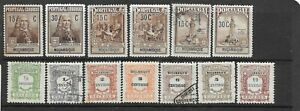 Portugal  stamps lot 1390