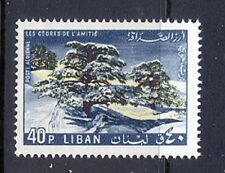 LEBANON - LIBAN MNH SC# C438 CEDARS OF FRIENDSHIP