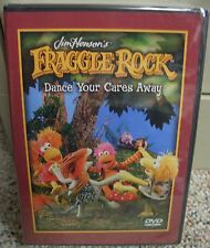 Fraggle Rock - Dance Your Cares Away (2005, DVD), SEALED!