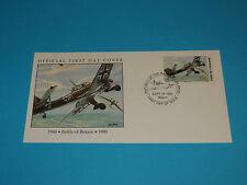WWII FDC W14-4 Britain Junkers JU 87B-2 Stuka Germany RAF * 50th Anniversary