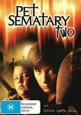 Pet Sematary Two (DVD, 2013)