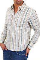 Camicia Uomo Maniche Lunghe ABSOLUT JOY Shirt A673 Tg  L veste M