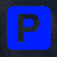 Parking Sign Decal Vinyl Sticker For Shops Pubs Hotels Offices Bars Parking