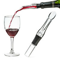 Retail 1PC Aerating Spout Accessories Aerator Wine Pourer Portable Decanter