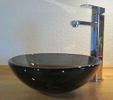 Badezimmer für das Kreisförmige Aufsatzwaschschalen | eBay | {Waschbecken rund glas 63}