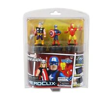TabApp HeroClix - SUPER HEROES MARVEL 3 Hero Clix iPad-compatible
