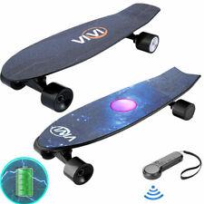 Elektro Skateboard Longboard E-Scooter m.Fernbedienung Doppelmotor 20-35km/h NEU