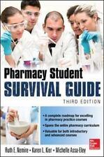 Pharmacy Student Survival Guide, 3E (Nemire, Pharmacy Student Survival Guide), ,
