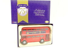 Corgi 1/50 - Autobus London Routemaster 75th Birthday Queen Elizabeth