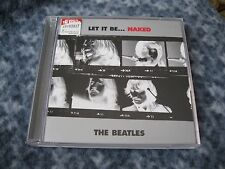 "THE BEATLES CD BOX SET ""LET IT BE... NAKED"" 2003 APPLE JAPAN EMI"