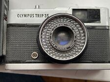 Olympus Trip 35 35mm Point & Shoot Film Camera