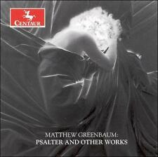 Psalter & Other Works, New Music