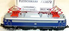 10 Locomotora eléctrica EP3db sonido digital FLEISCHMANN 733872 ESCALA N 1:160