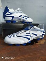 Adidas predator absolute + ABSOLADO TRX FG  boots soccer cleat UK 12.5 US 13