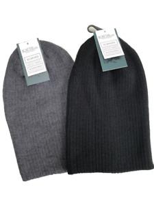 Men's Long Cosy Beanie Hat