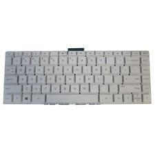 HP Stream 14-AX White US Keyboard