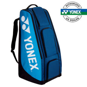 Towel and More Shuttle Box Racket KD Badminton Racket Cover Bag with Adjustable Shoulder Strap Racquet Bag Fits 6