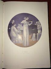 HOKUSAÏ. BALLETS RUSSES. LEPAPE. MÉHEUT. BUGATTI.ART ET DÉCORATION 1913.