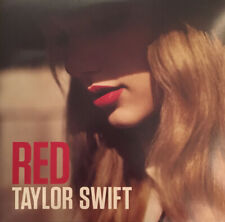 Red by Taylor Swift (Vinyl, Nov-2012, 2 Discs, Big Machine Records)
