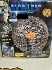 Star Trek Borg Sphere Ship First Contact Toy Figure Vehicle #16149 Nib poor Box