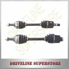 A PASSENGER'S SIDE CV JOINT DRIVE SHAFT MAZDA 626 GD Turbo MX6 1988-1991