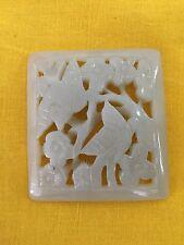 White Jade Chinese Antique