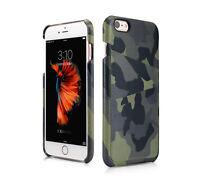 Trop Saint® Coque CUIR Camouflage iPhone 6S/ 6S Plus Portefeuille  Porte Cartes