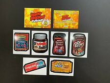2012 Topps Wacky Packages Series 8 Postcards Autograph 6 Card Set + Envelope