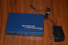 Netgear Fr114P Router ProSafe Firewall Print Server Router