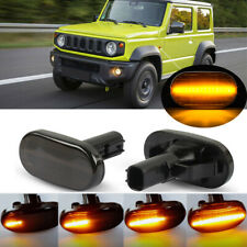 Sequential LED Side Marker Lights For Suzuki Jimny Mazda AZ off-road Chevy Cruze
