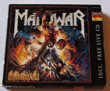 Manowar, Hell on Stage Live 2CD + Live in Germany Bonus CD, 1999, Nuclear Blast