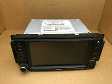 Jeep Dodge Chrysler RBZ MyGIG 430 Touchscreen Radio DVD Player High P05091201AC