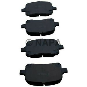 Disc Brake Pad Set-DOHC, Eng Code: 1MZFE Front NAPA/RAYLOC SAFETY STOP-RSS