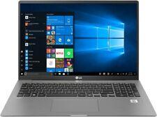 "LG gram ultralight 17"" i7 16GB RAM 1 TB SSD IPS Thunderbolt 3 Win10Home"