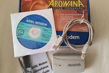 Modem ADSL - USB Arowana (model ARO-ADSL-USB)