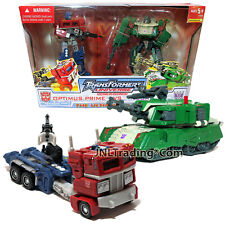 2007 Transformers Universe 2 Pack Deluxe Class THE ULTIMATE BATTLE OPTIMUS PRIME