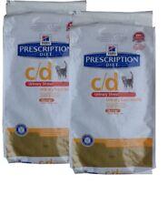 8kg Hills Prescription C/d Urinary Stress Diet Katzenfutter