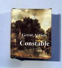 Dollshouse Miniature Book - John Constable