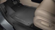 2018 Genuine Honda Odyssey Black All Season Floor Mats 08P17-THR-100