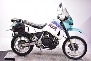 1994 Kawasaki KLR650A Unregistered US Import Barn Find Classic Restoration Proj