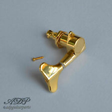 1x Mecanique Basse style Gotoh Compact Bass Tuners Left Side Gold Close-out