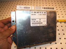 Mercedes W208 2002 CLK430 con under hood BOSCH ESP+BAS ECU 1 Computer,0265109470