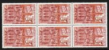 Mint Never Hinged/MNH French Stamps 6 Number