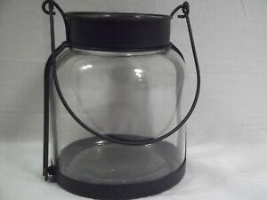Lantern Style Jar Decoration