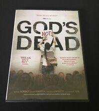 God's Not Dead (DVD2013) Kevin Sobro Shane Harper David White Dean Cain FREEs/h
