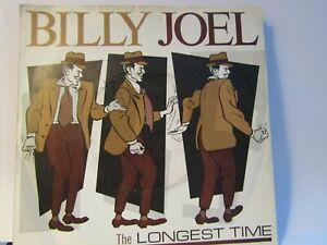 """BILLY JOEL....THE LONGEST TIME.......1983.......VG+ CON..7"""" SINGLE"""