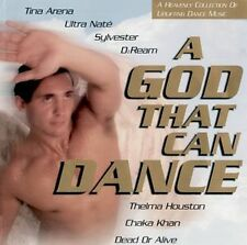 A GOD THAT CAN DANCE DEAD OR ALIVE VILLAGE PEOPLE CD DANCE MUSIC (1998) L3