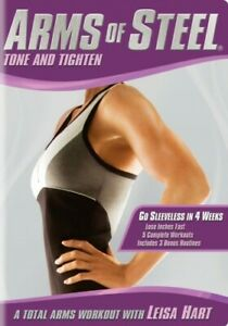 Leisa Hart - Arms of Steel: Tone And Tighten (DVD)