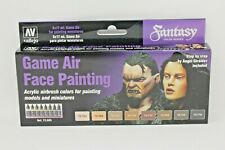Vallejo Game Air Face Painting Set VAL72865