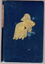 1917 GOLDFISH VARIETIES & TROPICAL AQUARIUM FISHES 307 PAGE ILLUST BOOK 12 EDN